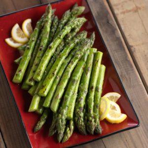 Lemon-Asparagus