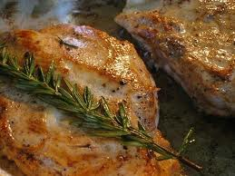 Pork-rosemary