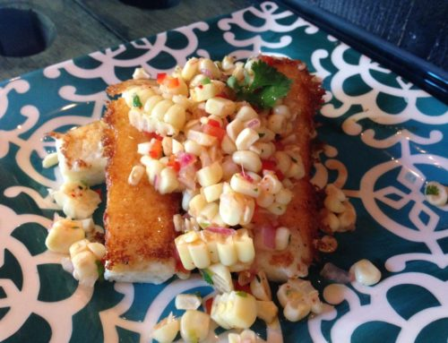 The Rind's Corn Relish Recipe