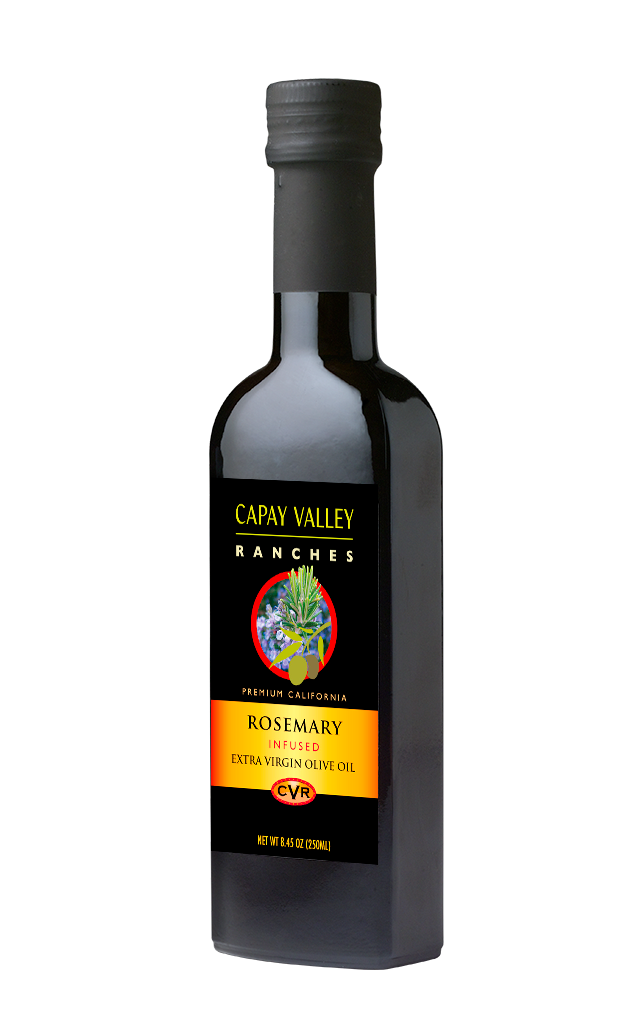 Rosemary Infused Olive Oil – Capay Valley Ranches